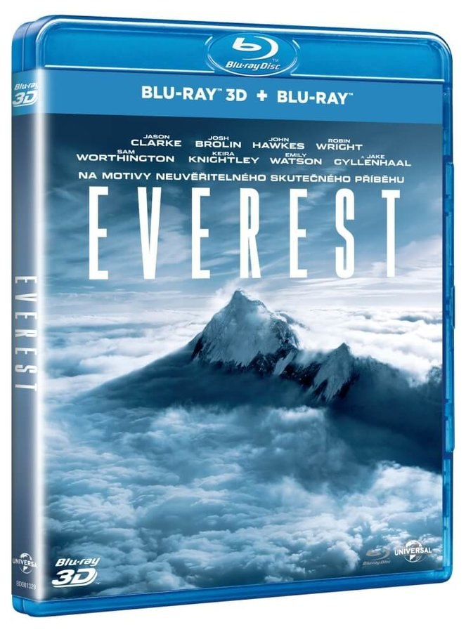 Everest 3D - Blu-ray (3D + 2D)