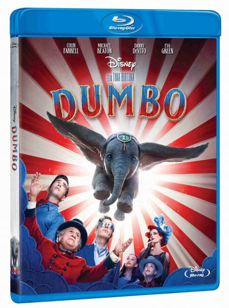 detail Dumbo (2019) - Blu-ray