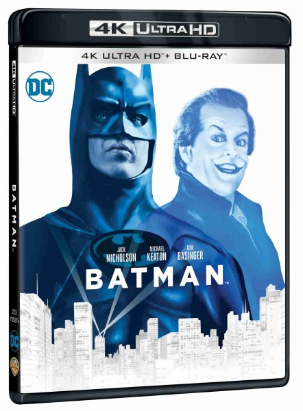 detail Batman (4K Ultra HD) - UHD Blu-ray + Blu-ray (2 BD)