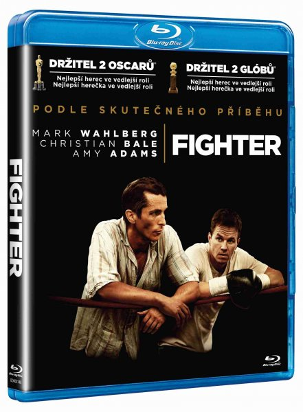 detail The Fighter - Blu-ray