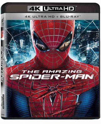 Amazing Spider-Man (4K ULTRA HD) - UHD Blu-ray
