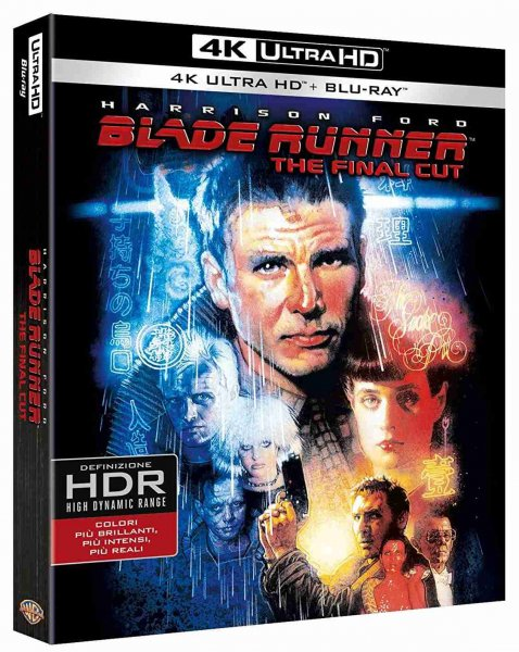 detail Blade Runner: The Final Cut (4K Ultra HD) - UHD Blu-ray