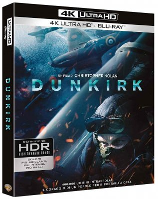 Dunkerk (4K Ultra HD) - UHD Blu-ray