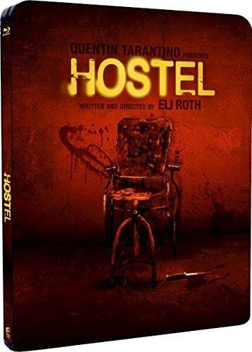 detail Hostel - Blu-ray Steelbook