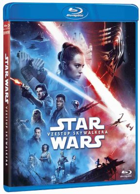 Star Wars: Vzestup Skywalkera - Blu-ray + bonus disk (2BD)