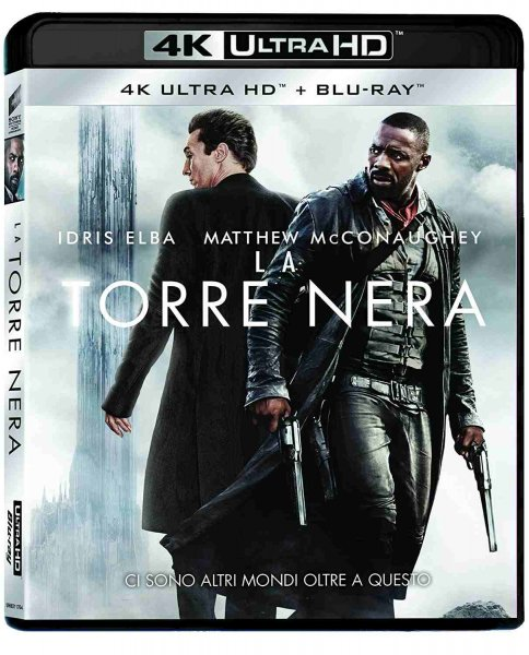 detail Temná věž (4K Ultra HD) - UHD Blu-ray