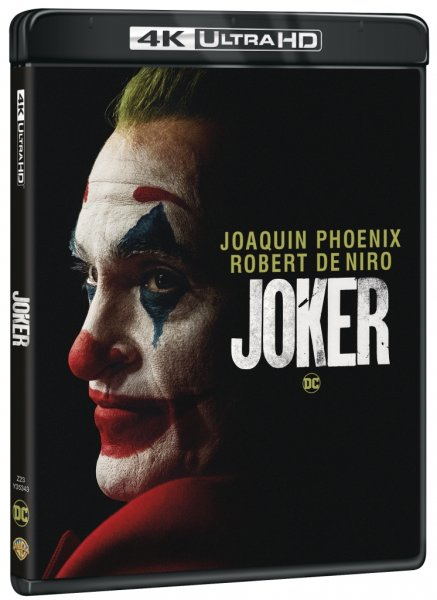 detail Joker (4K Ultra HD) - UHD Blu-ray + Blu-ray (2 BD)