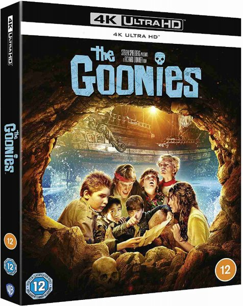 detail Goonies (4K Ultra HD) - UHD Blu-ray