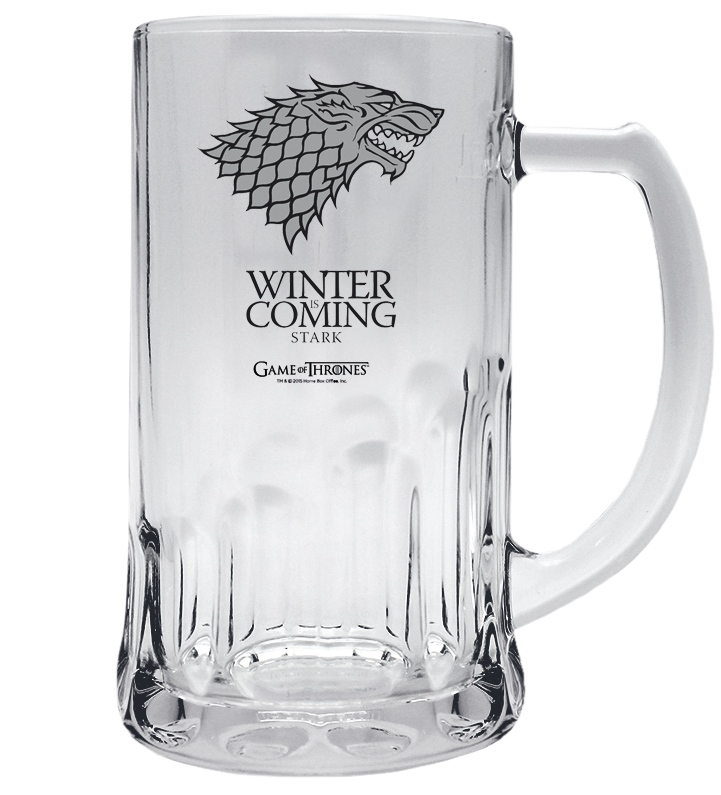 Půllitr Game of Thrones - Stark
