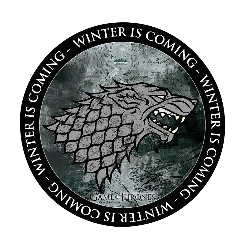 Podložka pod myš - Game of Thrones - Stark