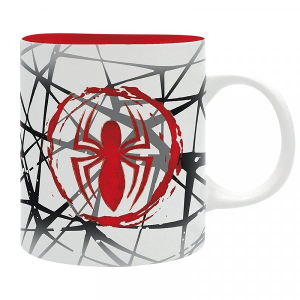 detail Hrnek Spiderman - Red Edition 320ml