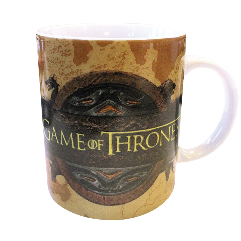Hrnek Game of Thrones - Logo 320 ml