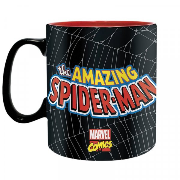 detail Hrnek Amazing Spider-Man 460 ml