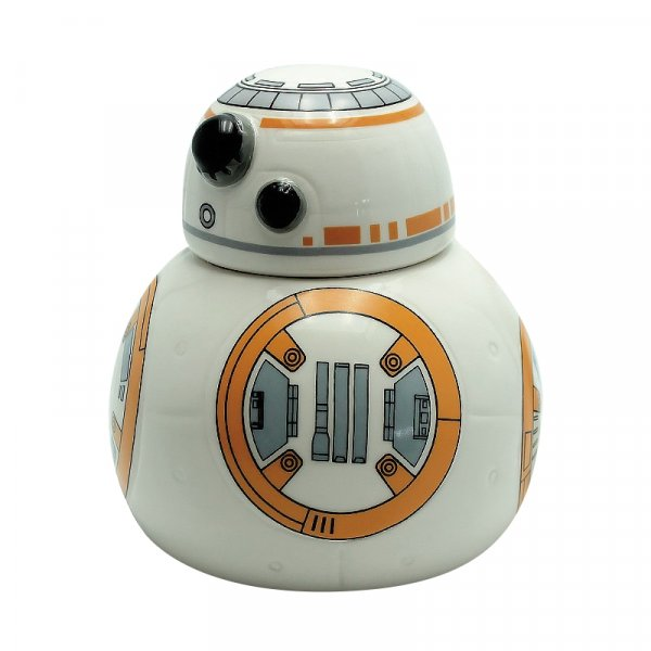 detail Hrnek Star Wars - BB8 3D 350 ml
