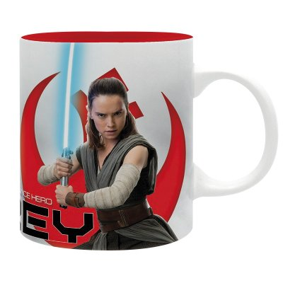Hrnek Star Wars - Rey 320 ml