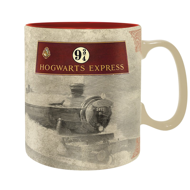 Hrnek Harry Potter - Bradavický expres 460 ml