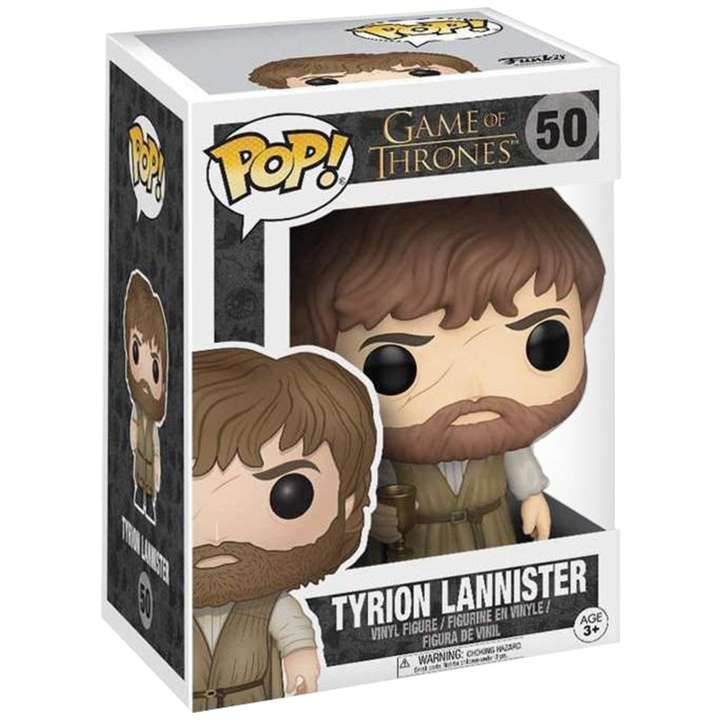 Figurka Funko POP! Game of Thrones - Tyrion Lannister (50)
