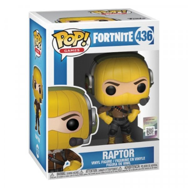 detail Figurka Funko POP! Fortnite - Raptor