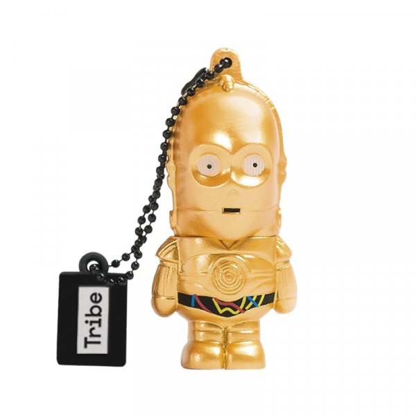 detail USB flash disk C-3PO 16 GB