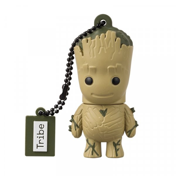 detail USB flash disk Groot 16 GB