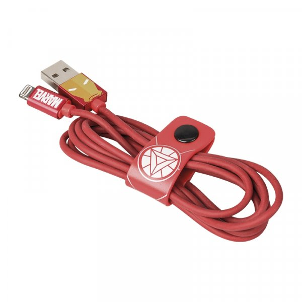 detail Lightning kabel Iron Man 120 cm