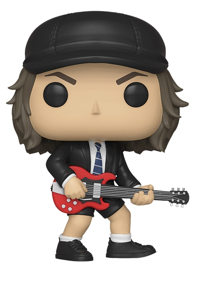 detail Funko POP! AC/DC - Angus Young