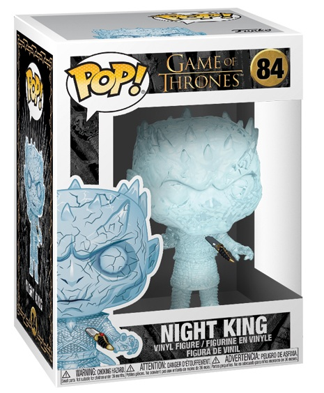detail Funko POP! Game of Thrones - Crystal Night King