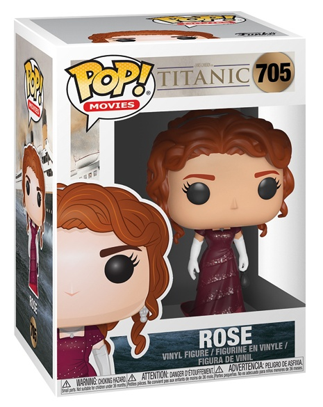 detail Funko POP! Titanic - Rose