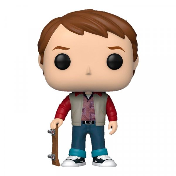 detail Funko POP! Movie: BTTF - Marty 1955 (Back to the Future)