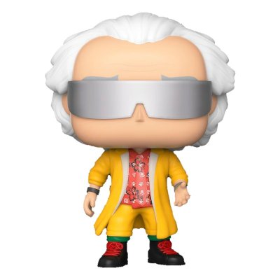 Funko POP! Movie: BTTF - Doc 2015 (Back to the Future)