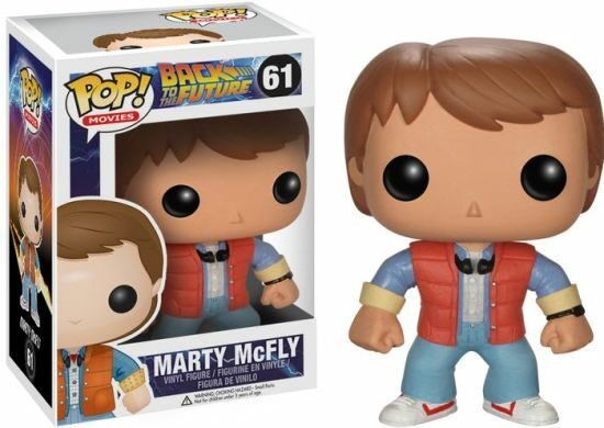 detail Funko POP! Movie: Back to the Future - Marty