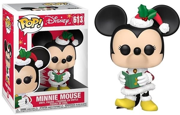 detail Funko POP! Disney: Holiday S1 - Minnie