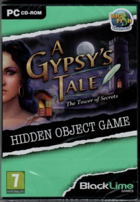 A Gypsys Tale: The Tower of Secrets - PC