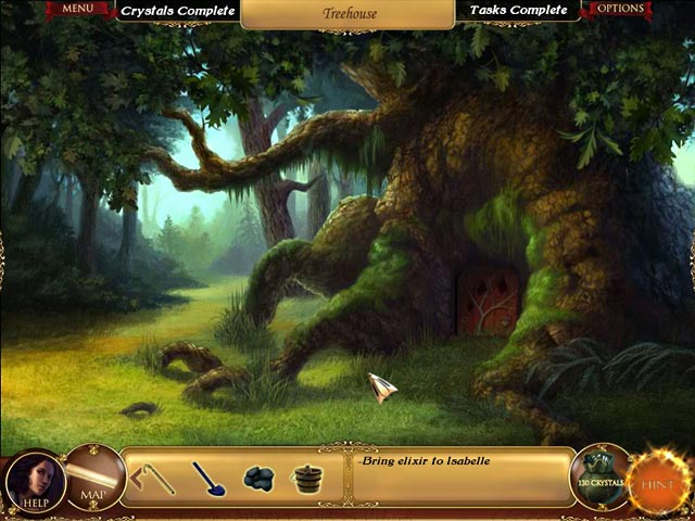 detail A GYPSYS TALE: THE TOWER OF SECRETS - PC