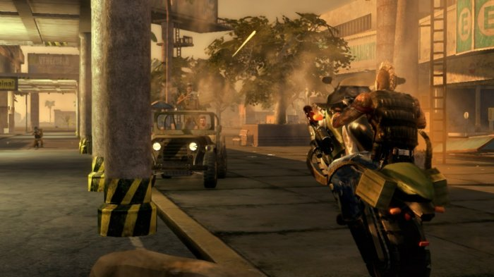 detail Mercenaires 2: World in Flames - PC