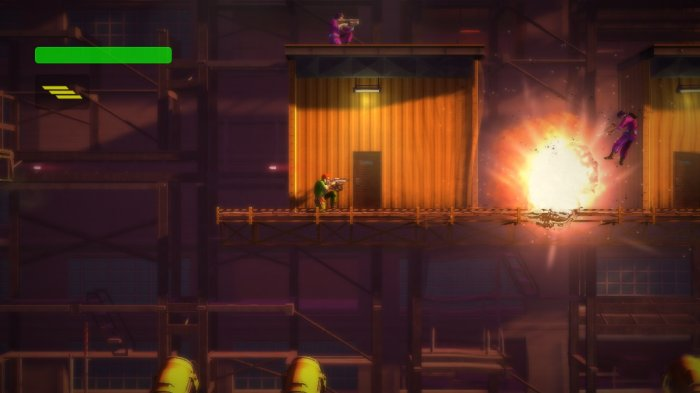 detail Bionic Commando Rearmed - PC