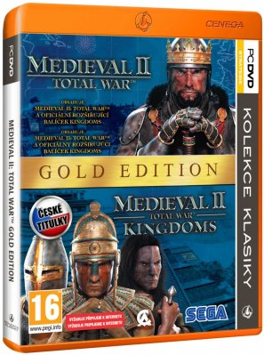 Total War: Medieval II GOLD - PC