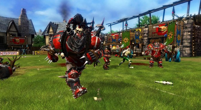detail Blood Bowl - PC