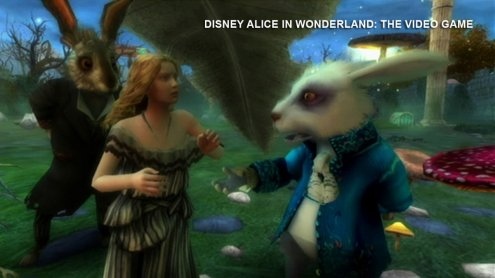 Alice in Wonderland pro PC hra