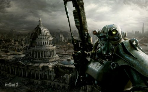 - Fallout 3 Game Of The Year Edition