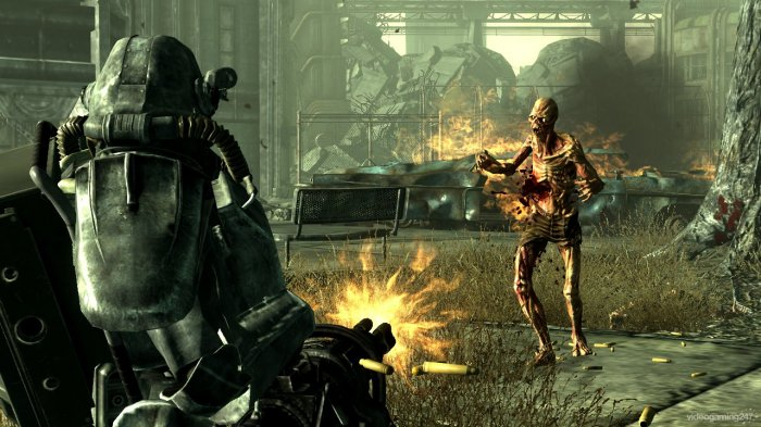 detail Fallout 3 - Game of the Year Edition - PC