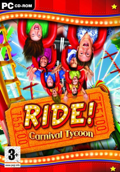 detail RIDE! CARNIVAL TYCOON - PC