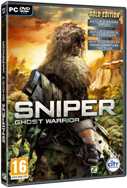 detail Sniper: Ghost Warrior Gold - PC
