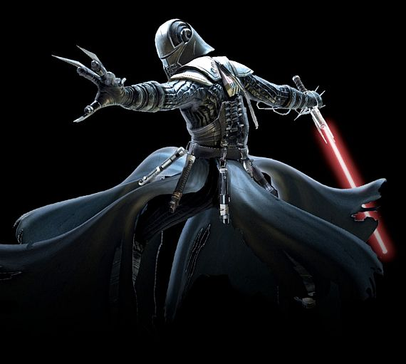 detail Star Wars: The Force Unleashed 2 - PC