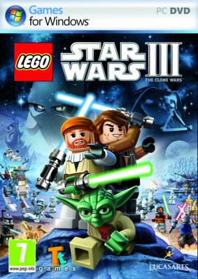LEGO STAR WARS III: THE CLONE WARS - PC