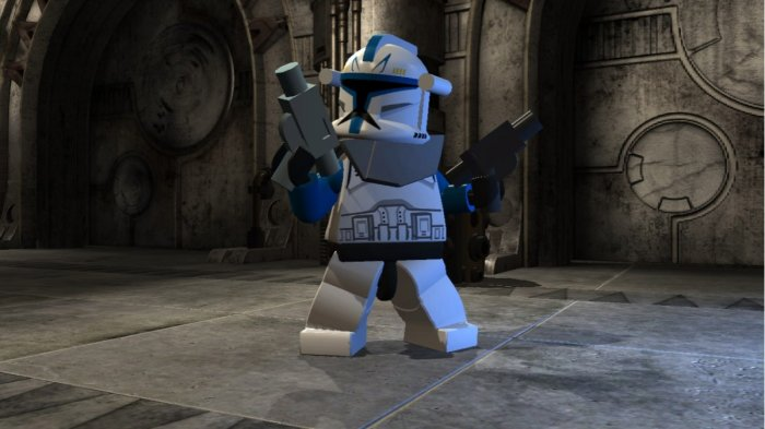 detail LEGO STAR WARS III: THE CLONE WARS - PC