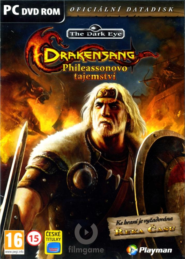 DRAKENSANG 2: PHILEASSONOVO TAJEMSTVÍ - PC