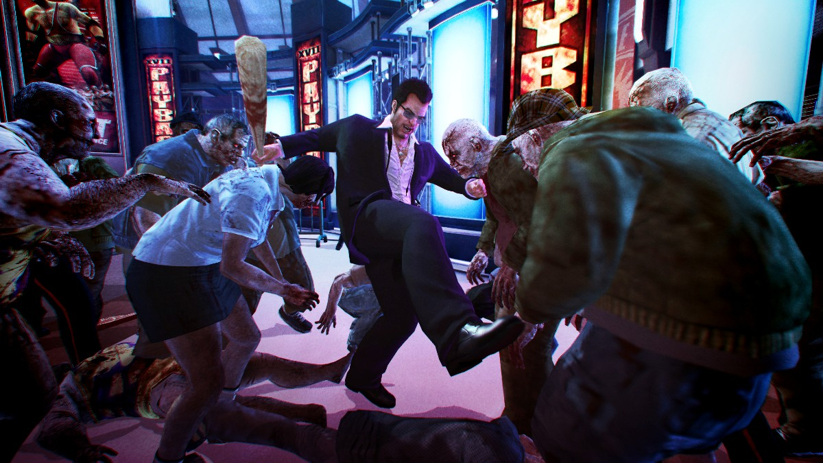 - DEAD RISING 2: OFF THE RECORD
