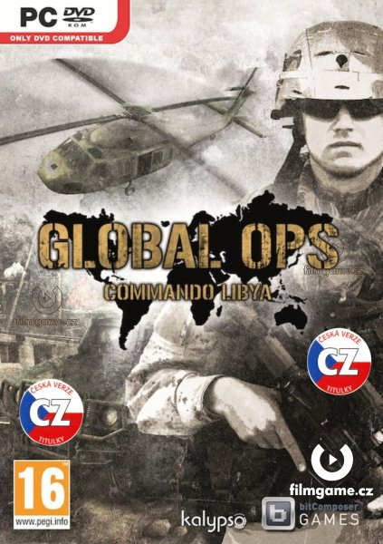 detail Global Ops: Commando Libya - PC