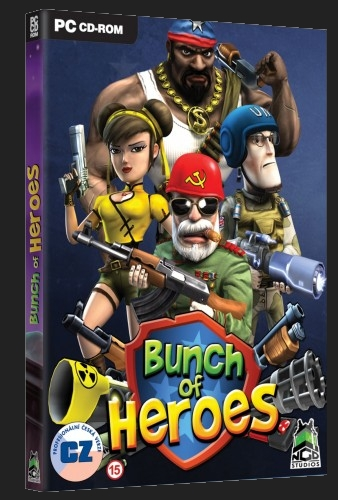 BUNCH OF HEROES - PC